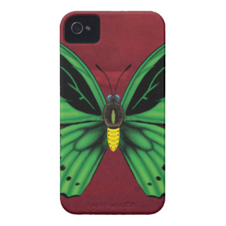 Cairns Birdwing Butterfly iPhone 4 Cover