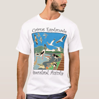 Cairns Esplanade T-Shirt