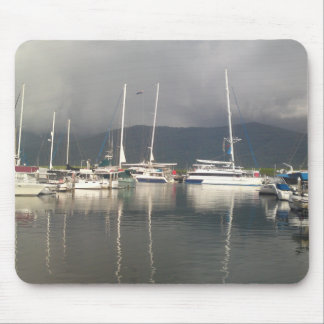 Cairns Marina 5 Mousepad