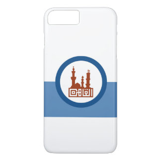 Cairo city flag Egypt symbol iPhone 8 Plus/7 Plus Case