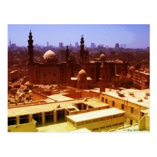 Cairo Cityscape Postcard