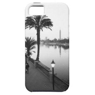 Cairo Egypt, Along the Nile River Tough iPhone 5 Case