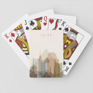Cairo, Egypt | City Skyline Playing Cards
