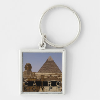 Cairo Egypt Souvenir Key Ring