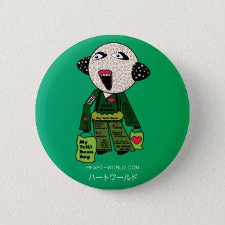 Cairo Li 6 Cm Round Badge