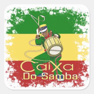 Caixa Batucada Samba