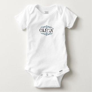 Cajun-01 Baby Onesie