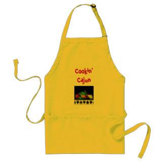 Cajun Cooking Apron