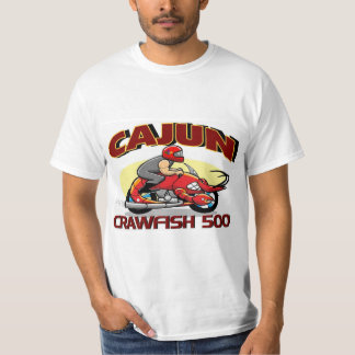Cajun Crawfish 500 T-Shirt