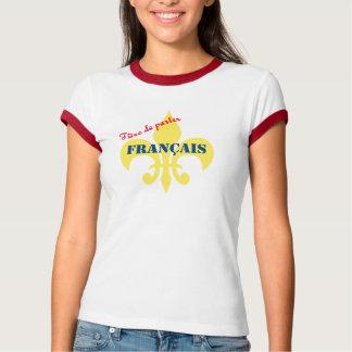 Cajun Proud to Speak French T-Shirt