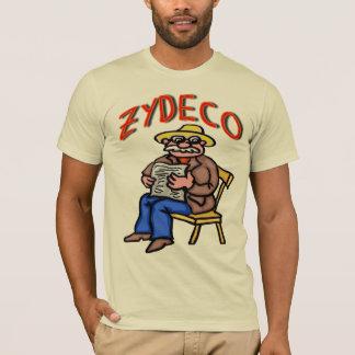 Cajun Zydeco Man T-Shirt
