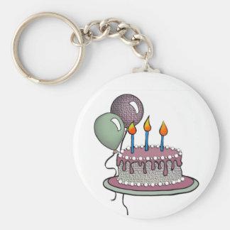 Cake-019 Peperming & Chocolate Sherbert Key Chains