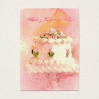 Cake Art I Business Card