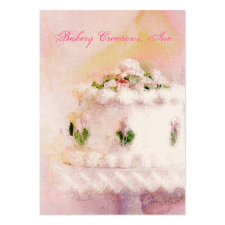 Cake Art V Pack Of Chubby Business Cards