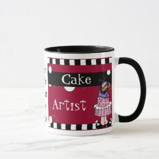 Cake Artist Mug