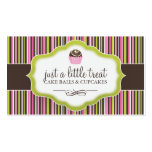 Cake Ball Business Cards