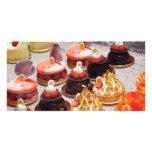 Cake - Bellagio - Le Dessert Photo Card Template