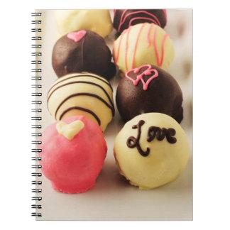 Cake Bites Note Book