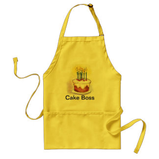 Cake Boss Standard Apron