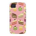 Cake Buffet (Pink) iPhone 4 Case-Mate Tough Case For The iPhone 4