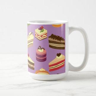 Cake Buffet Purple Mug