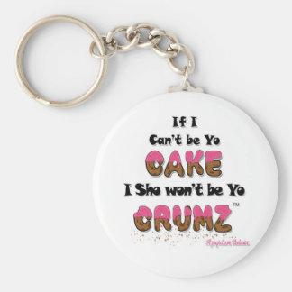 Cake Crumz Key Chain