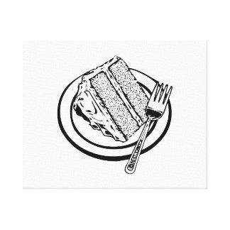 Cake Dessert Canvas Prints