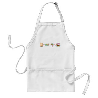 Cake Equation Standard Apron