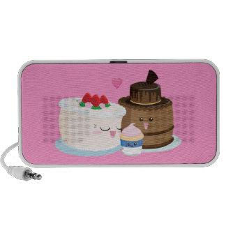 Cake Family Travel Speaker