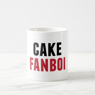 Cake Fanboi Coffee Mug