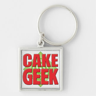 Cake Geek v2 Key Chains