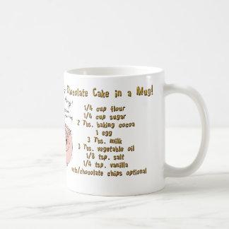 Cake in a Mug, mug!