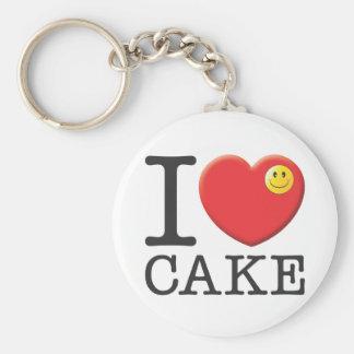 Cake Keychain