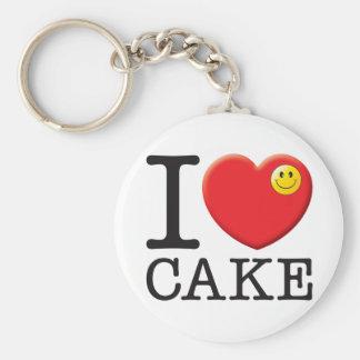 Cake Love Key Chains