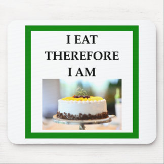 cake mouse pad