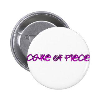 cake of piece pin