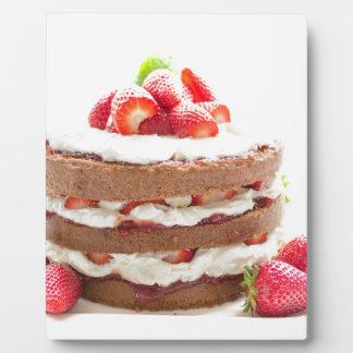cake plaque