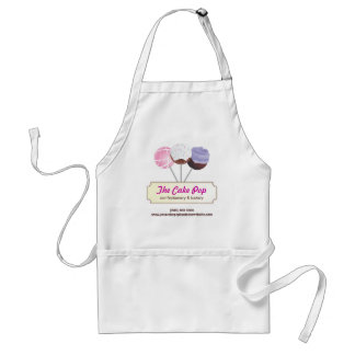 Cake Pop Business Apron