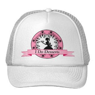Cake Pops Bakery Hat
