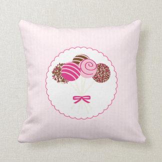 Cake Pops Bouquet Pillow