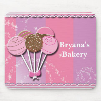 Cake pops Cake Pop Bakery Sweets Mouse Pad