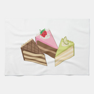 Cake Slices Towels