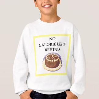 cake sweatshirt