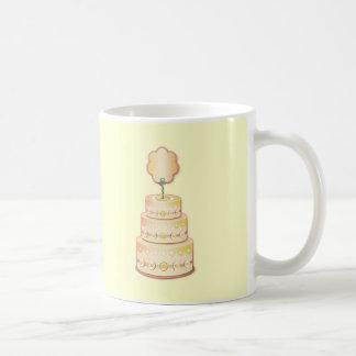 Cake template mugs