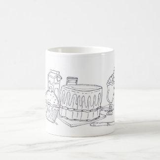 Cake & Treats Coffee Mug