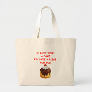 cake valentine bag
