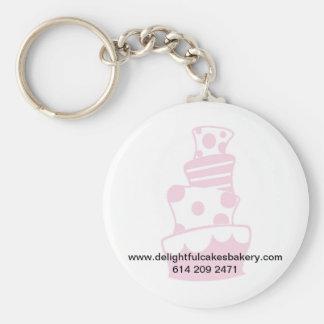 cakes key chain