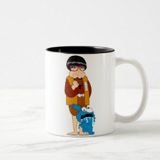 Cakes! Two-Tone Coffee Mug