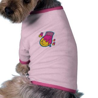Cakey dog wear dog tee