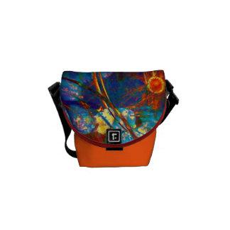 """""""Cakra Regalis"""" Wearable FeinArt Commuter Bags"""